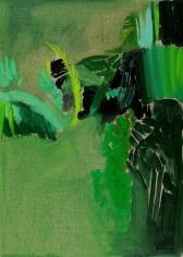 """Kew"", 2010 Oil on canvas"