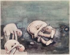 "Georg Baselitz ""Untitled"", 1963"