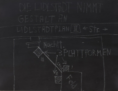 """Die LIDLSTADT nimmt Gestalt an (The LIDL-TOWN Takes Shape)"", 1968"