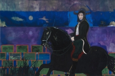 """Horse and Rider"", 2014"