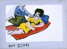 """""""Mit Schm (With Schm)"""", 1968"""