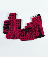 """""""Briques rouges"""", 1968"""