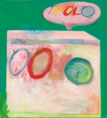 """""""Untitled"""", 1959 Oil on canvas"""