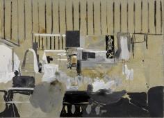 """Studio Drawing 13"", 2010"