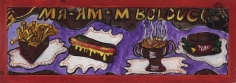 "Peter Doig ""Ma – Am – M – Bolduc"", 1988"