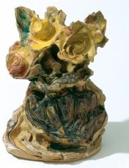 """Lucio Fontana """"Vaso con fiori"""", 1938"""