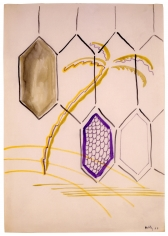 """Untitled (Palm Tree)"", 1967"