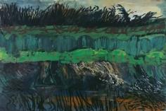 """Untitled"", 2006 Tempera on canvas"