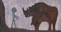 """Nashorn (Rhinoceros)"", 1967"
