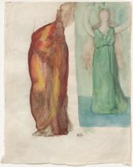 """PIERRE PUVIS DE CHAVANNES, """"La Renommée (Renown)"""", 1894"""