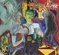 """""""Chez Paree"""", 1986"""