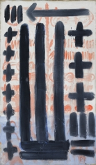 """""""Drei Aufrichtungen (Three Erections)"""", 1968"""