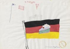 """""""2 Flaggen (2 Flags)"""", 1968"""