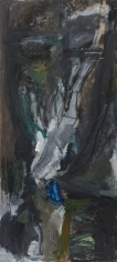 """""""Untitled"""", 1981 Oil on canvas"""