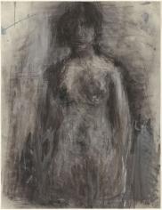 "Eugène Leroy ""Untitled"", 1980"