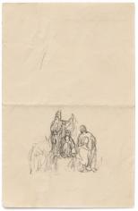 """""""Deux Muses de La Sorbonne (Two Muses for La Sorbonne)"""", 1889"""