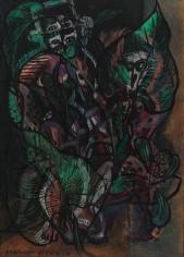 """Francis Picabia """"Deux personnages"""", ca. 1925-1932"""