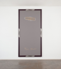 """""""WRIGHT BROTHERS G.P. (I): prospect with propellers on vertical"""", 1972-1973"""