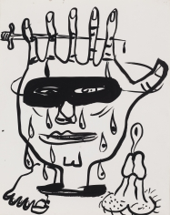 "Peter Doig ""Burger King"", 1984"