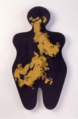 """Hans Arp """"Forme symétrique aux flocons du hasard"""", 1955"""
