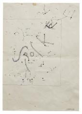 """Untitled (Polke Constellation)"", 1969"