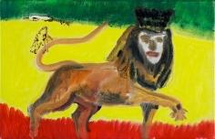"""Odilon Lion"", 2012"