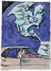 """Just Passin Thru"", 1982"