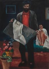 """""""Montparnasse"""", ca. 1941-1942"""