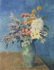 """Pablo Picasso """"Vase de fleurs"""", 1904"""
