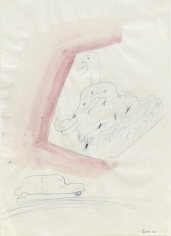 """""""Untitled (Duck)"""", 1966"""
