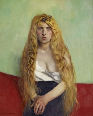 """La Chevelure blonde"", 1915"