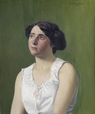 """""""Jeune Fille"""", 1909"""