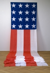 """""""The American Flag"""", 1974"""