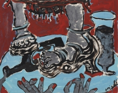 """Maximus, Thursday's"", 1985"