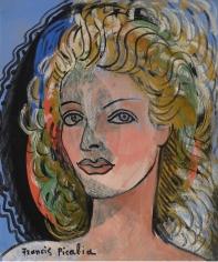 """La Blonde"", ca. 1940-1946"