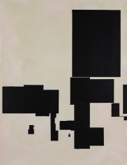 """""""Jet"""", 2016 Acrylic on canvas"""