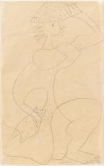 """Henri Laurens """"Crieuse de poissons (Fishmonger)"""", 1939"""