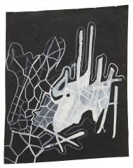 """Sigmar Polke """"Untitled"""", ca. 1968"""