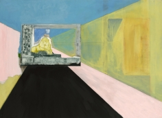 """""""Lion in the Road"""", 2015"""