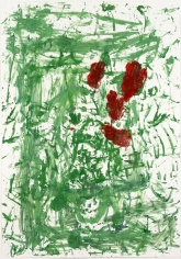 """""""Untitled"""", 1992 Gouache on paper"""