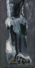 """Untitled"", 1985-1986 Oil on canvas"
