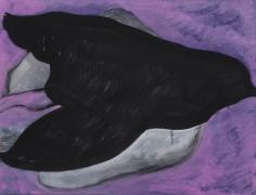 "Peter Doig ""Corbeaux (Purple Poui)"", 2011"