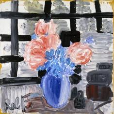 """A.R. Penck """"Pfingstrosen"""", 1974"""