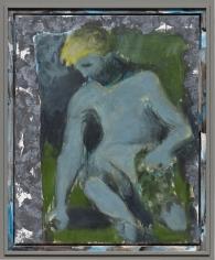 """Markus Lüpertz """"Narziss II (Narcissus II)"""", 2016"""