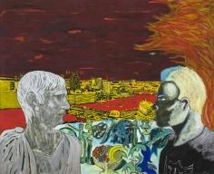 """""""Contemplating Culture"""", 1985"""