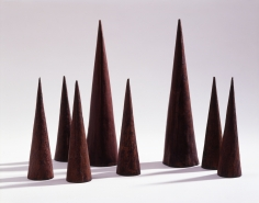 """Eight Cones"", 1959-1960"