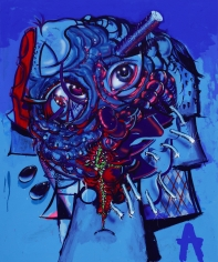 """My Brain is an Antenna"", 2016"