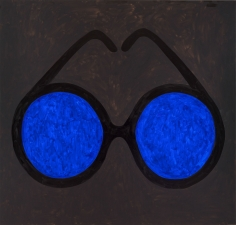 """Blaue Brille (Blue Glasses)"", 2019"