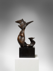 "Henri Laurens ""Petite sirène ailée (Small winged mermaid)"", 1938"