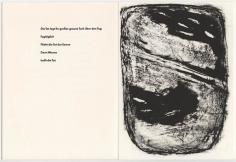 """Markus Lüpertz """"Gedichte und Lithographien"""", 1988"""